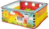"Groupon Goods Global GmbH: Worlds Apart ""Zebra"" Ballpool für Kinder ab 6 Monaten"