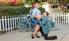 Iconic Pinups! - Multiple Locations: $109 for a 30-Minute Pinup Maternity Photo-Shoot Package at Iconic Pinups ($325 Value)