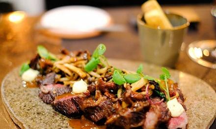 Menu en 4 ou 5 services pour 1 ou 2 personnes au restaurant Divin by Sepi dans le quartier sud dAnvers