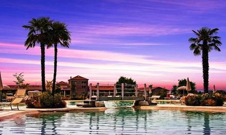 Lago di Garda: 1 notte con colazione/mezza pensione e Spa per 2 Chervò San Viglio Resort & spa