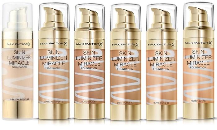 max factor skin luminizer foundation