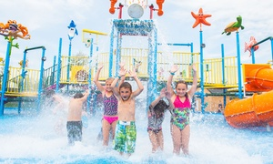 Complexe Atlantide: Full 1-Day Access to the Atlantide Complex Attractions for One, Two or Four (30% Off)