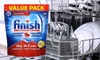 65 Finish Dishwasher Tablets