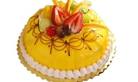 6- or 8-Inch Fruit-Filled Cake at Snowbear Bakery (Up to 46% Off)