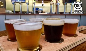 Carlton BrewHouse Melbourne: Beer Tasting Tour for Two ($26), Four ($51) or Six People ($75) at Carlton BrewHouse Melbourne (Up to $145 Value)