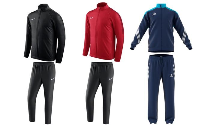 official shop separation shoes better Nike oder Adidas Trainingsanzug   Groupon Goods