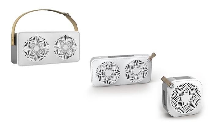 Hitachi Portable Bluetooth Speakers