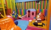 Kids Soft Play and Bounce Session