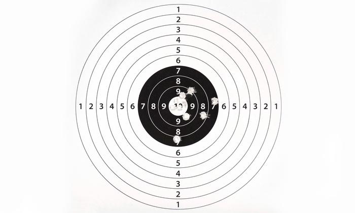 Mainstreet Guns and Range - Stone Mountain: Gun-Range-Visit Packages at Mainstreet Guns and Range (Up to 70% Off). Three Options Available.