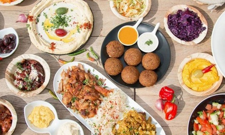 Lebanese Banquet for Two $39 or Four People $75 at Hello Dolly Lebanese Restaurant Up to $180 Value