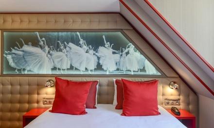 Paris : chambre double Standard ou Supérieure 4* avec pdj en option