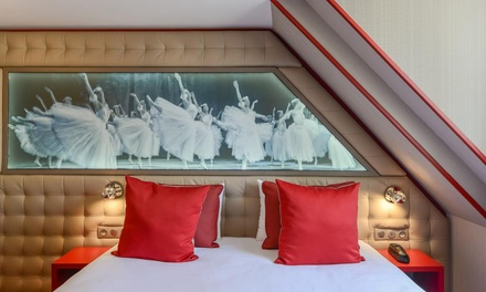 Parijs: standaard of superior tweepersoonskamer incl. ontbijt in 4* Hotel Régina Opéra Grands Boulevards