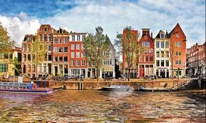 Glauch Reisen: Tagesfahrt nach Amsterdam ab Düsseldorf, Essen oder Duisburg für 1 oder 2 Personen bei Glauch Reisen (40% sparen*)