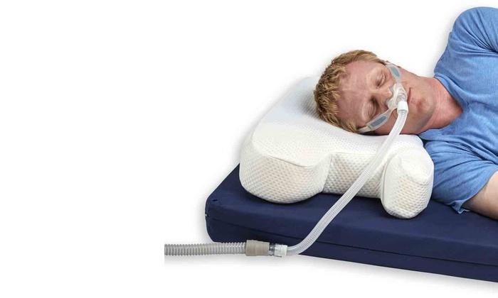 hermell cpap cooling gel memory foam pillow hermell cpap cooling gel memory foam pillow