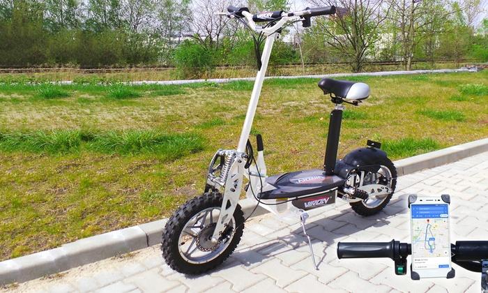 elektrische scooters groupon. Black Bedroom Furniture Sets. Home Design Ideas