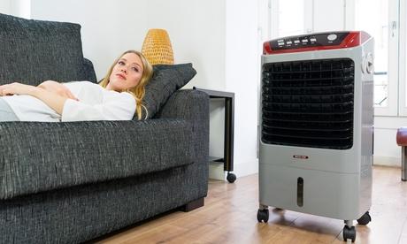 Climatizador enfriador, calentador, purificador de aire y humidificador Eco-De