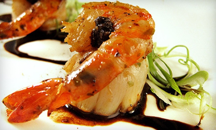Kibo Restaurant and Lounge - Downtown Vancouver: Japanese Cuisine for Two or Four at Kibo Restaurant and Lounge (Half Off)