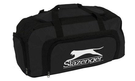 One or Two Slazenger Large Sports Gym Bags with Shoe Compartment