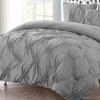 Monica Pintucked Comforter Set (3- or 4-Piece)