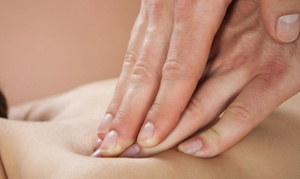 50% Off a Therapeutic Massage at Rowan Tree Healing Arts, plus 6.0% Cash Back from Ebates.
