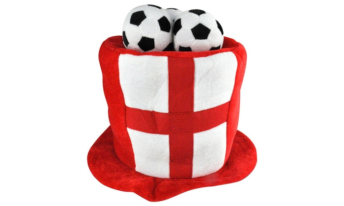 England Supporters Football Hat  411af1c6aa03