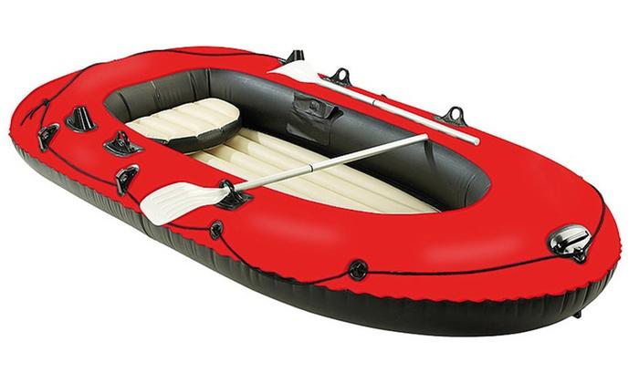 Verwonderlijk Rubberen roeiboot Speeron | Groupon FX-15
