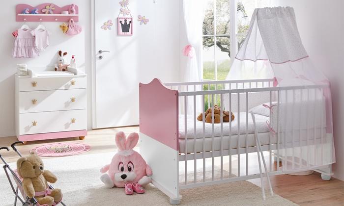 babyzimmer set groupon. Black Bedroom Furniture Sets. Home Design Ideas