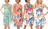 Women's Resort Vacation Tropical Dresses with Plus