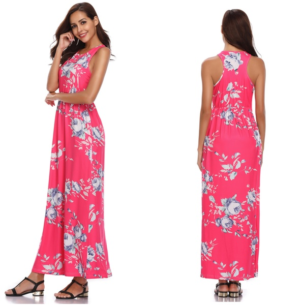 4970d086ef4 Up To 72% Off on Lilly Posh Maxi Dress with Plus
