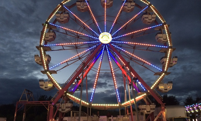 DuPage County Fair - Wheaton: General Admission or Entry to Spirits of DuPage Tasting Event at DuPage County Fair, July 22–26 (Up to 40% Off)