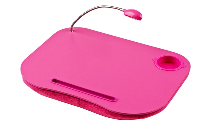 Laptop Tray With Led Light Groupon Goods