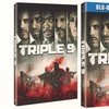 Triple 9 on Blu-ray or DVD