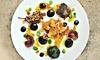 Déjeuner ou dîner en 6 services par le chef Denis Fétisson pour 2 personnes dès 99 € au restaurant La Place de Mougins