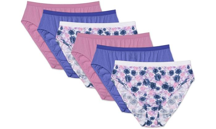 15c0cd167e Up To 55% Off on Women s Plus Size Pants (6-Pk.)