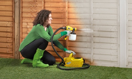 Multi-Purpose 650W Spray Gun with Optional 800ml Spare Tank With Free Delivery