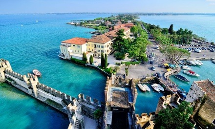 ✈ Milan and Lake Garda: 4 or 6 Nights at a Choice of Hotels with Train Transfer and Flights*