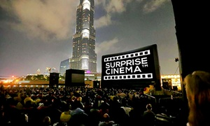 Coda Create FZE: Surprise Cinema: One or Two General Admission or VIP Tickets (30% Off)