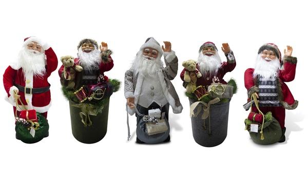 Babbo Natale Musicale.Babbo Natale Con Musica E Movimento Groupon Goods