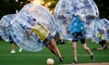 60-Minutes of Bubble Soccer