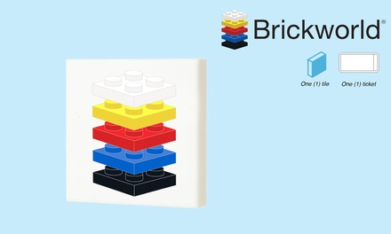 Brickworld LEGO Exposition on June 15 or 16 at 10 a.m.