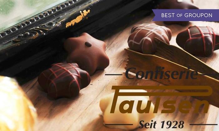 Confiserie Paulsen - Mehrere Standorte: Wertgutschein über 20 € anrechenbar auf das Sortiment der Confiserie Paulsen