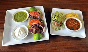 $9 for $20 Worth of Mexican Food at Los Gordos Mexican Cafe
