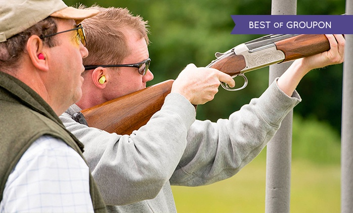Crazy Bear Outdoor Pursuits and Clay Pigeon Shooting from £39 (Up to 71% Off)