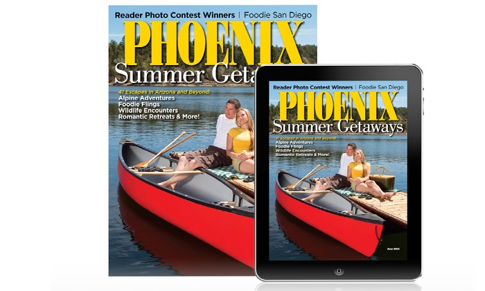 Phoenix Magazine: $7 for 12 Monthly Issues of _Phoenix Magazine_ ($14.95 Value)