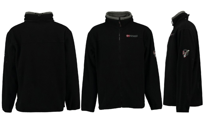 Geographical Norway Update Men's Fleece Jacket Sweater Sweat