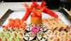 Buffet asiatique et desserts à volonté