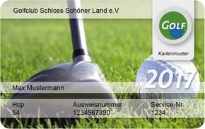 DGM Deutsche Golf Marketing GmbH: International anerkannte Greenfee-Mitgliedschaft für das Jahr 2017 bei DGM Deutsche Golf Marketing GmbH (71% sparen*)
