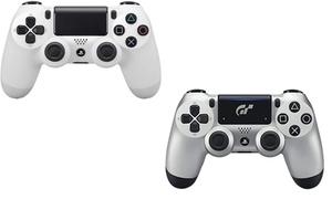 PlayStation 4 DualShock Glacier White or GT Sport Controller
