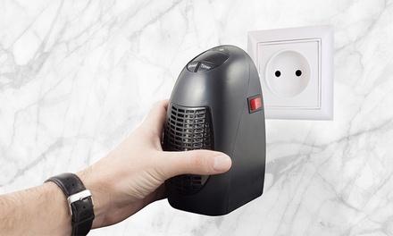 1, 2 o 3 calefactores portátiles sin cable