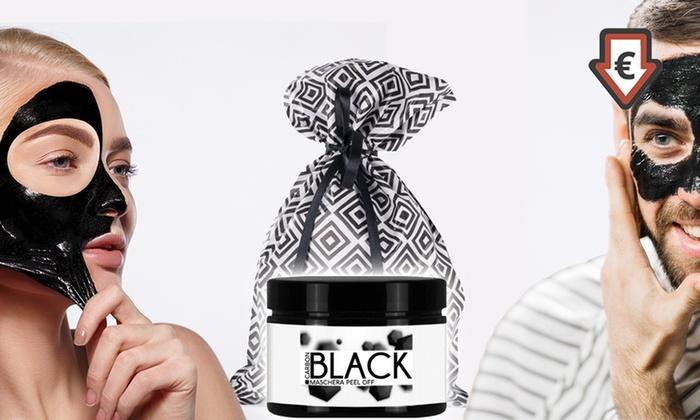 Maschera nera Efory Cosmetics 150ml
